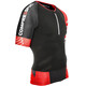 Compressport TR3 Aero Triathlon Top Unisex Black